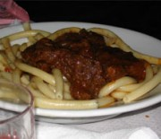 Spicy Braised Beef from Corfu
