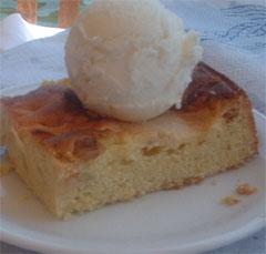 Apple pie fudge
