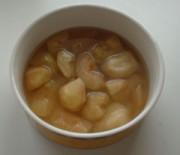 Stewed apples sweet