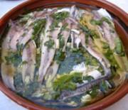 Marinated little fish (2)