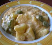 Santorinian vegetable mix